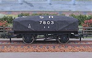Wagon Tarpaulins
