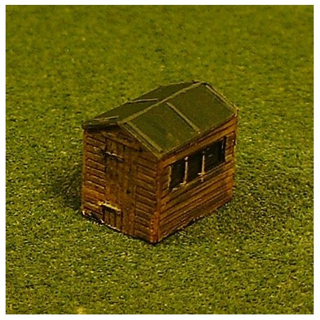 N garden shed
