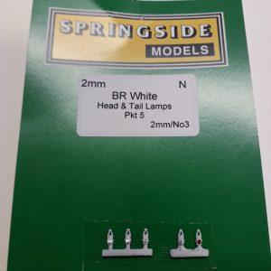 N gauge BR Lamps