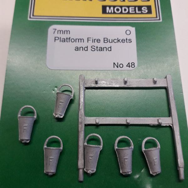 O gauge Fire Buckets