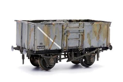 C037 mineral wagon dapol