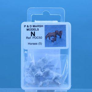 N Horses