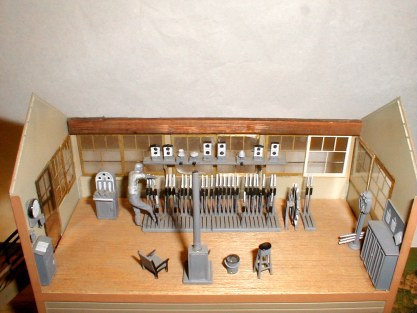 O gauge Sig box interior kit