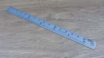 6 inch rule