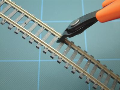 Xuron track cutters