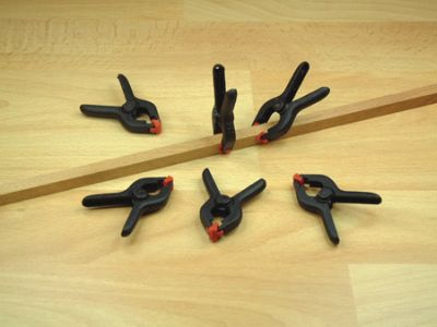 micro clamps 8